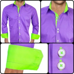 Purple-and-Neon-Green-Dress-Shirts copy 3