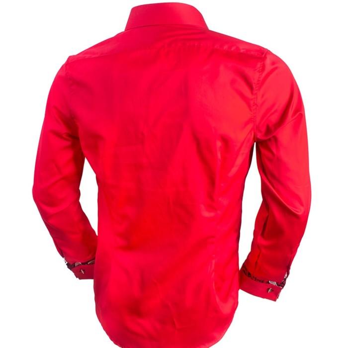 Red-designer-dress-shirts