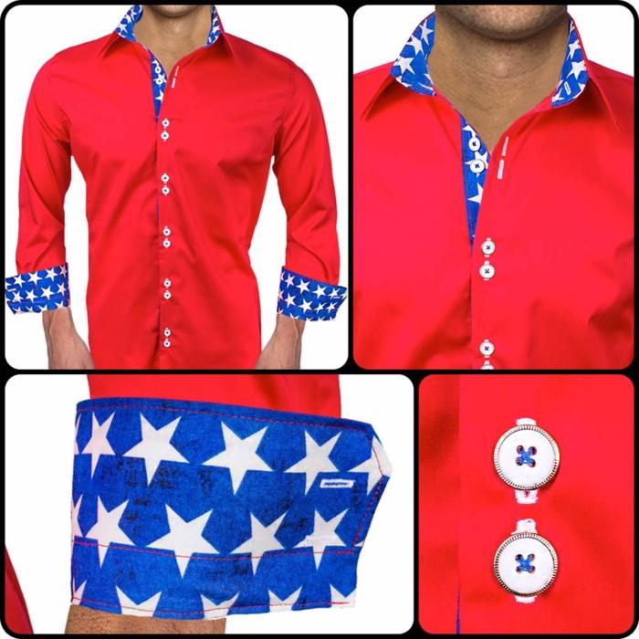 4th-of-july-mens-dress-shirts