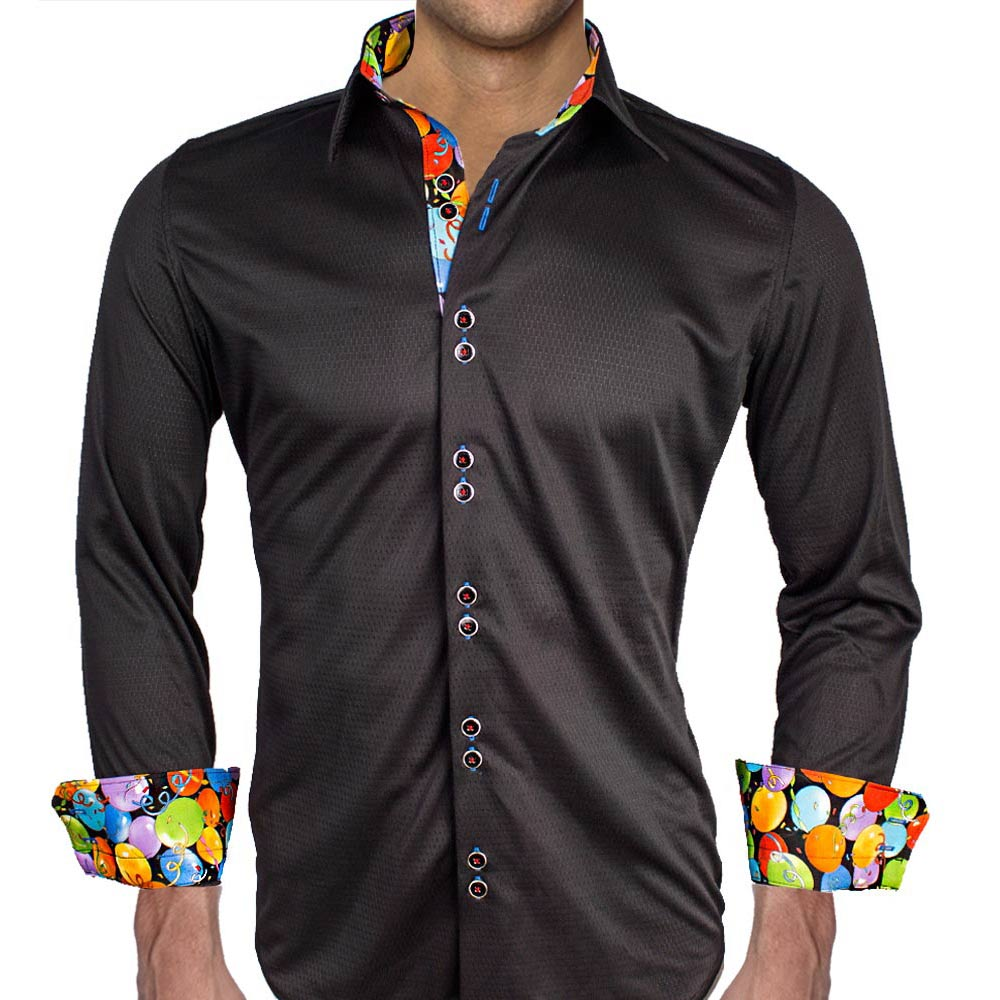 Dress-Shirt-Style-for-Birthday-party