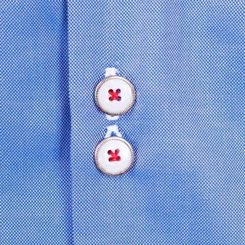 Anchors-on-Dress-Shirt-Cuff