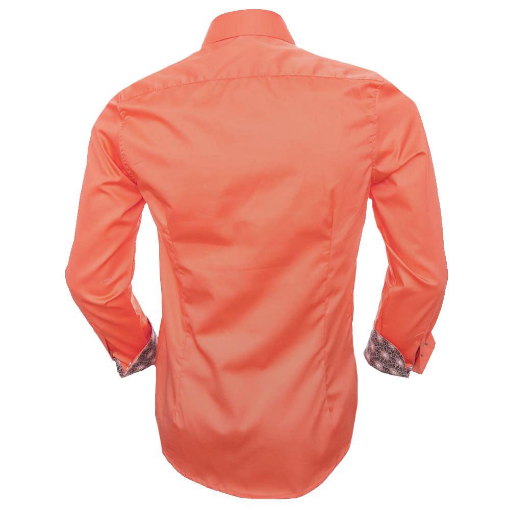 Coral Dress Shirts
