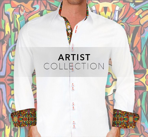 Artist Collection Dress Shirts