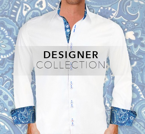 Designer Collection Dress Shirts