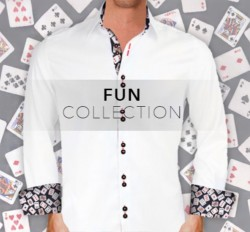 Fun Collection Dress Shirts