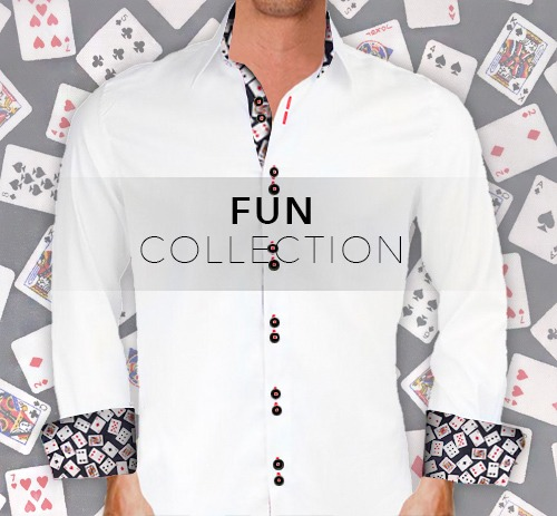 Fun Collection Dress Shirts