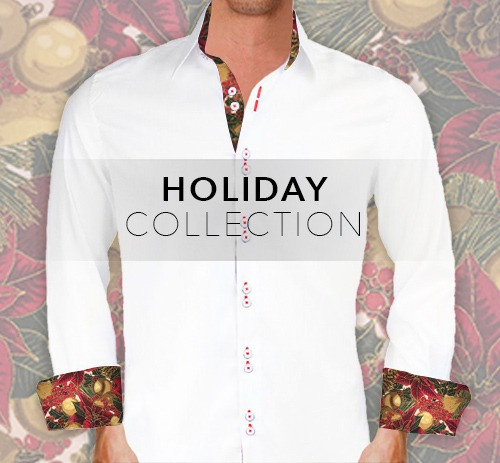Holiday Collection Dress Shirts