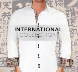 International Collection Dress Shirts