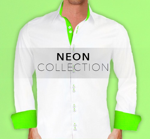 Neon Collection Dress Shirts