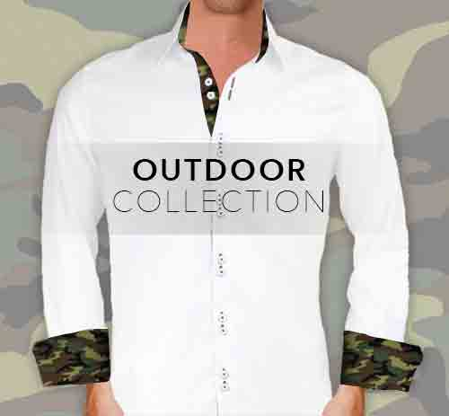 Outdoor Collection Dress Shirts