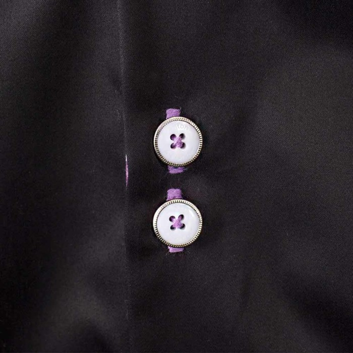 Black-with-Purple-Dress-Shirts