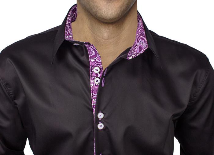 Black-with-Purple-Paisley