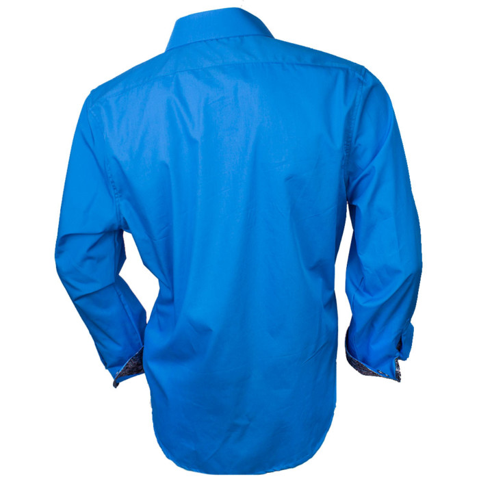 Mens-bright-blue-dress-shirts