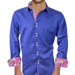 Navy-Blue-and-Pink-Dress-Shirts