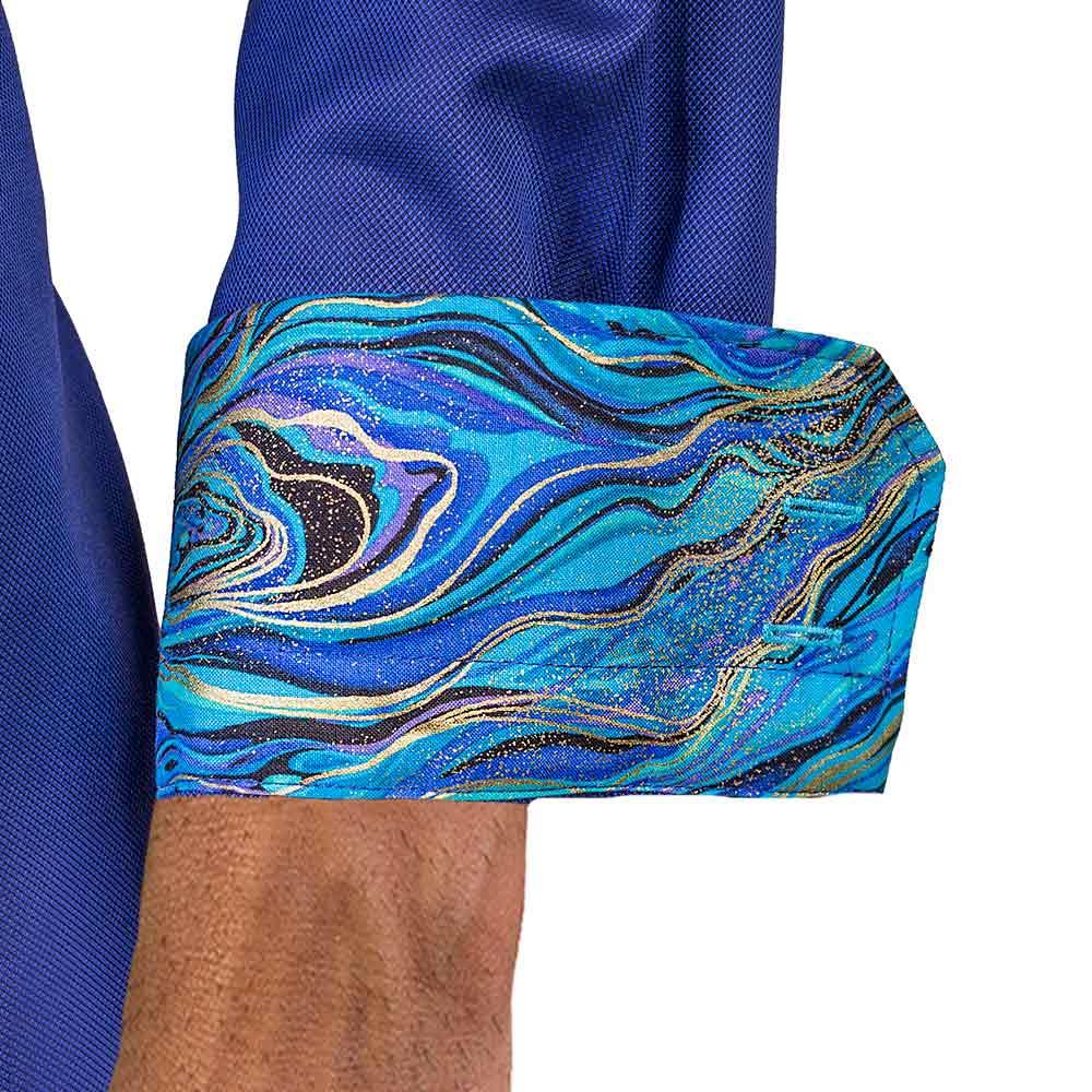 Navy-Blue-with-Light-Blue-Cuff-Dress-Shirts