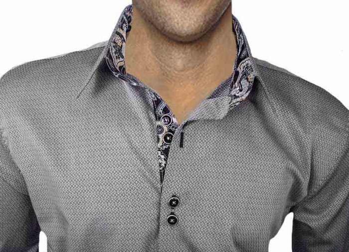 grey-designer-dress-shirts