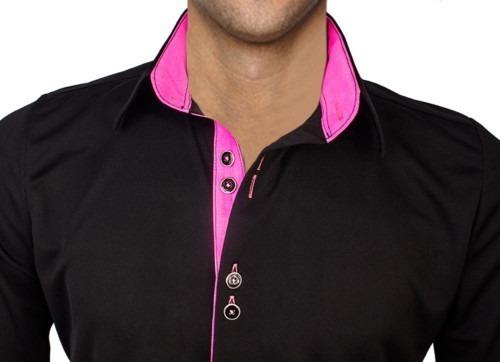 hot-pink-dress-shirts