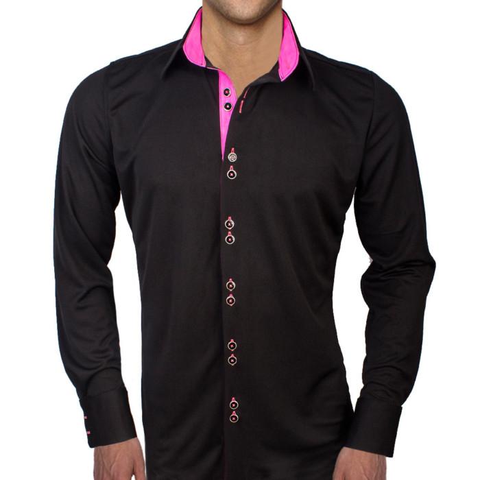 neon-pink-dress-shirts