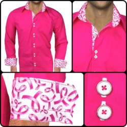 pink-ribbon-mens-shirts