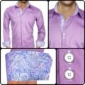 purple-designer-dress-shirts
