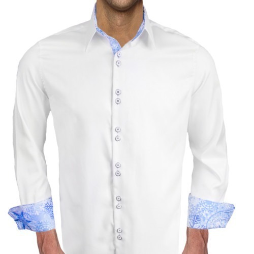 snow-flakes-on-cuffs-dress-shirts