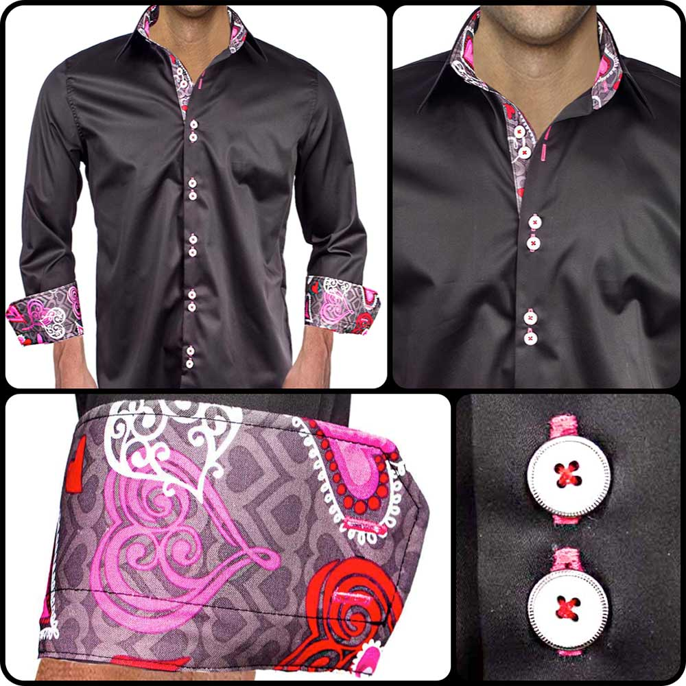 Mens Dress Shirts For Valentines Day