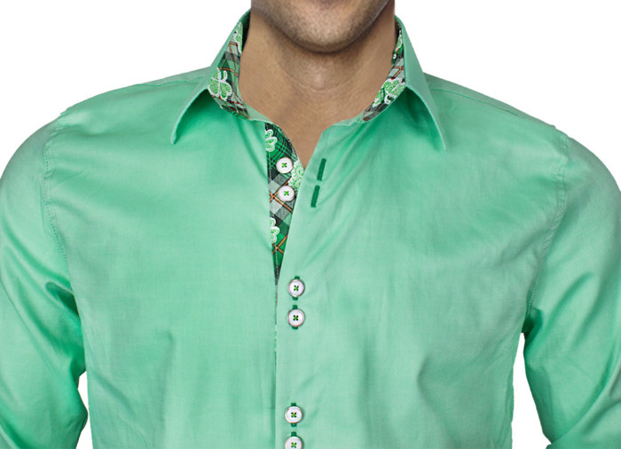 Green-St-Patricks-Day-Dress-Shirt