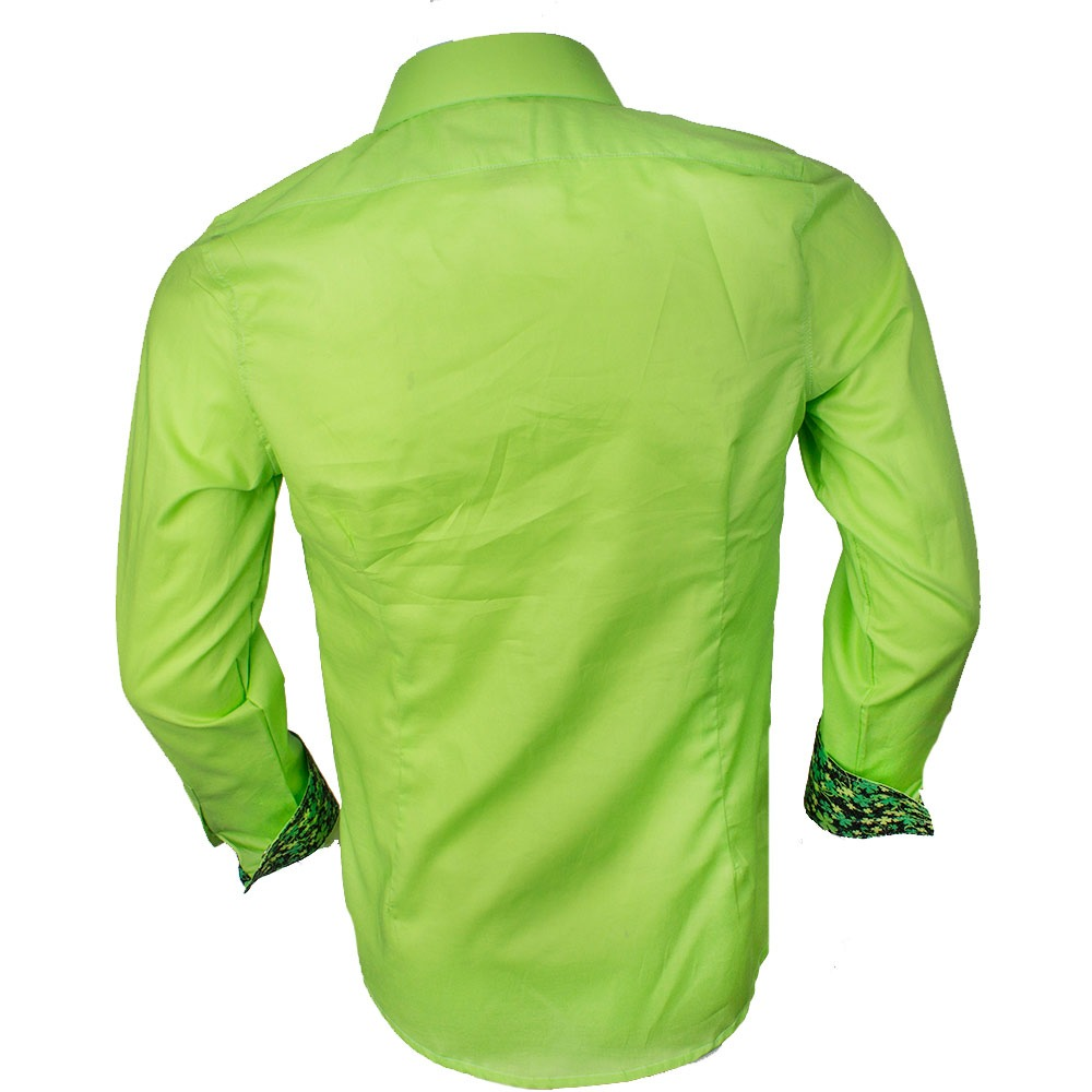 Light-Green-Designer-Dress-Shirts