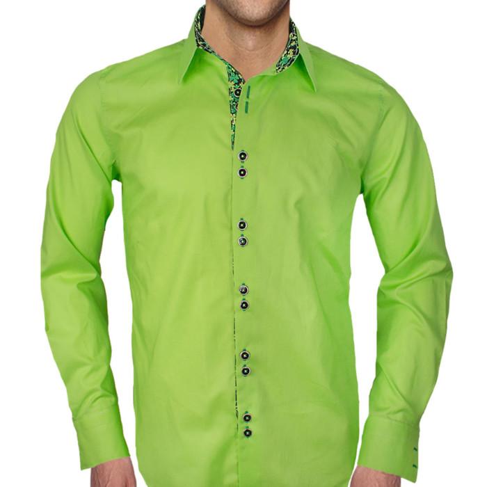 Light-Green-St-Patricks-Day-Dress-Shirts