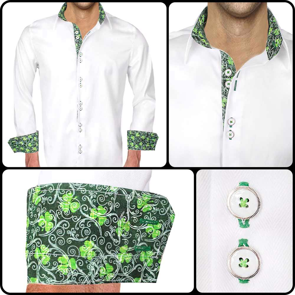 St Patricks Day Dress Shirts