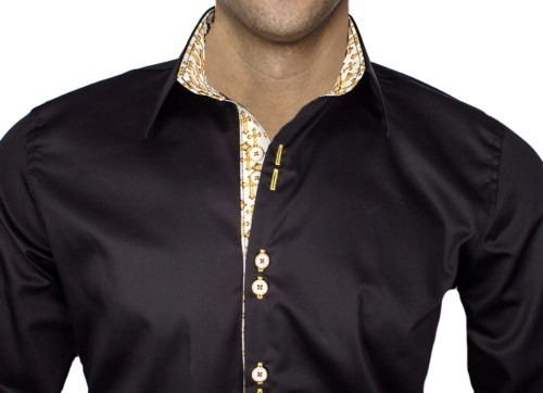 Dress-Shirt-with-Crosses