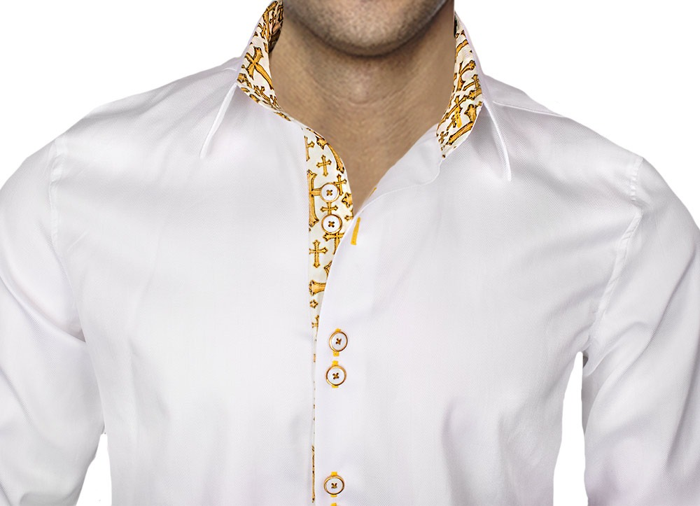 Dress-Shirts-with-Crosses