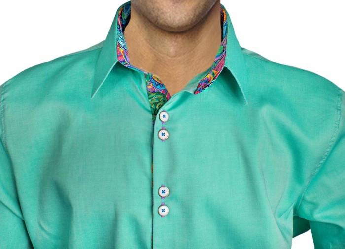 Green-shirts