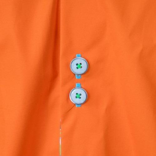 Bright-Orange-Dress-Shirt