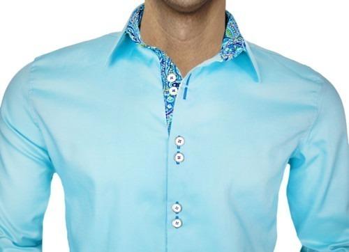 Light-Blue-Paisley-Dress-Shirts
