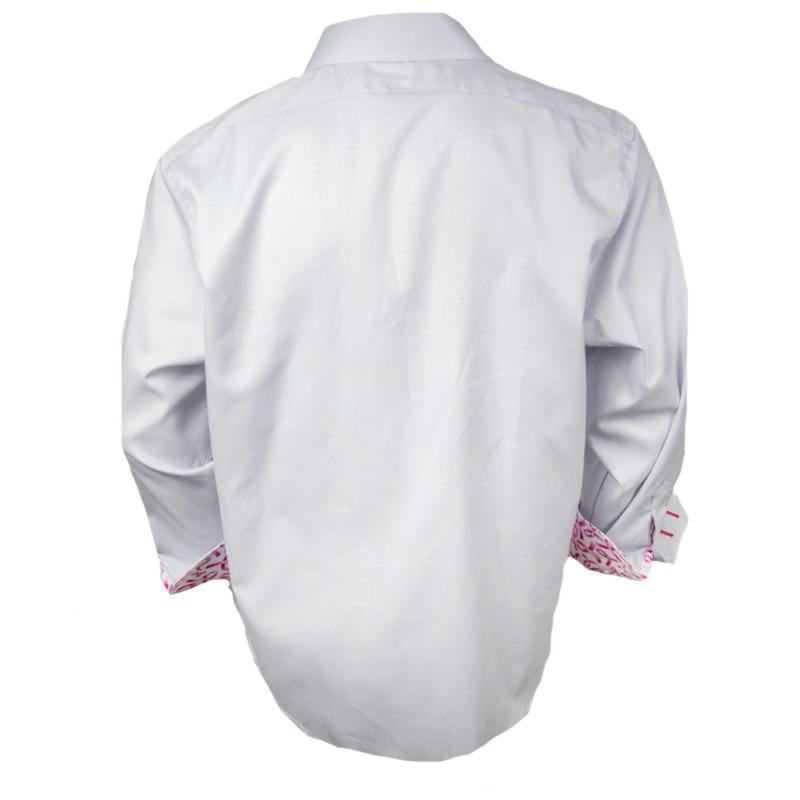Gray-Mens-Dress-Shirts