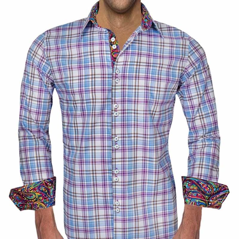 Multi-Colored-Bright-Dress-Shirts