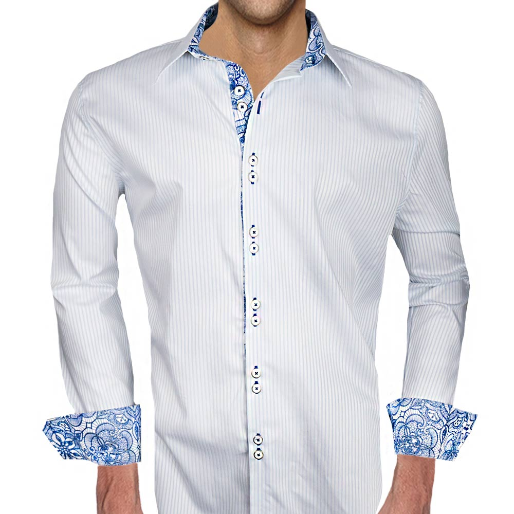White-with-Blue-Accent-Dress-Shirts