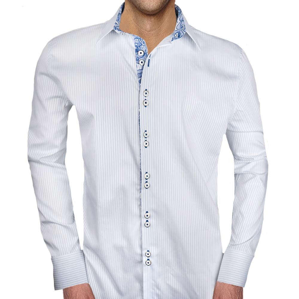 White-with-Blue-Accent-Shirts