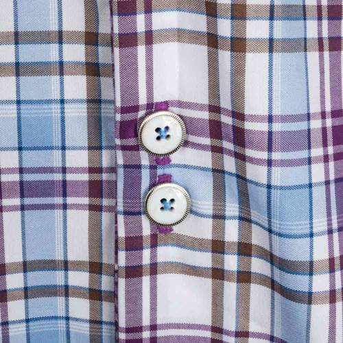 purple-blue-plaid-dress-shirts