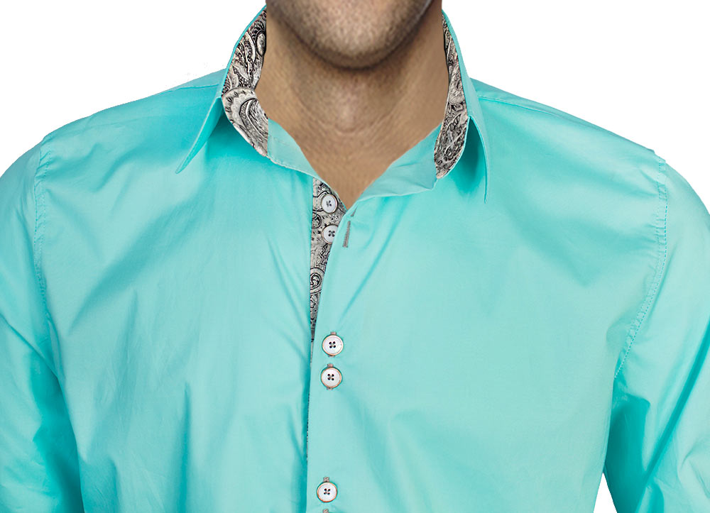 turquoise-Dress-Shirts