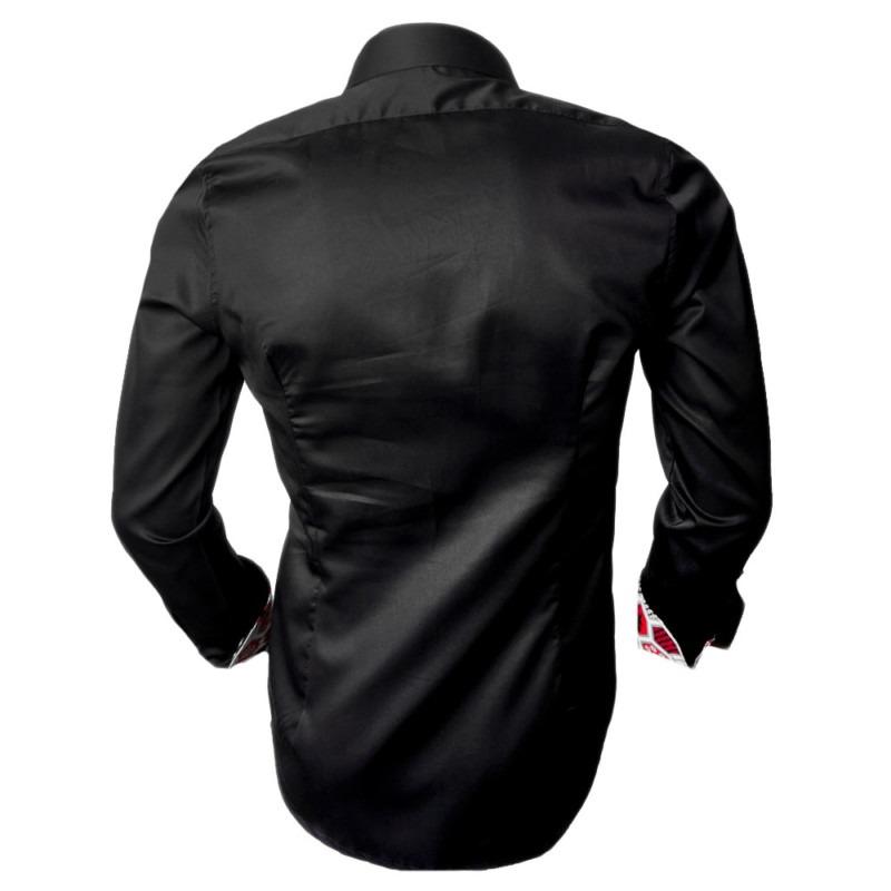 Black-Christmas-Dress-Shirts
