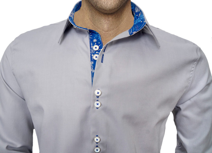 Gray-Dress-Shirts-for-Christmas