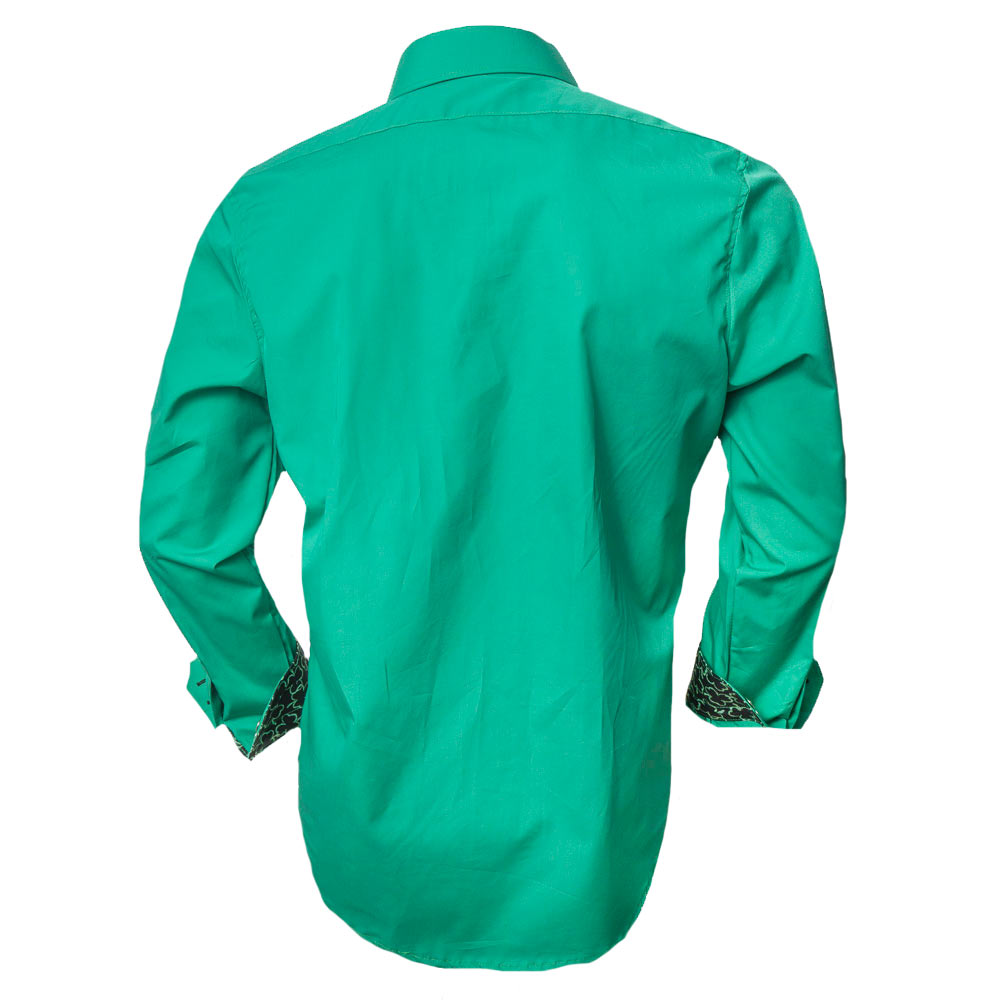 Green-Dress-Shirts