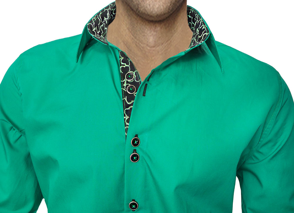 Green-St-Paddys-Day-Dress-Shirts
