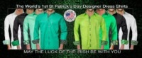 Mens-St-Patricks-Day-Dress-Shirts