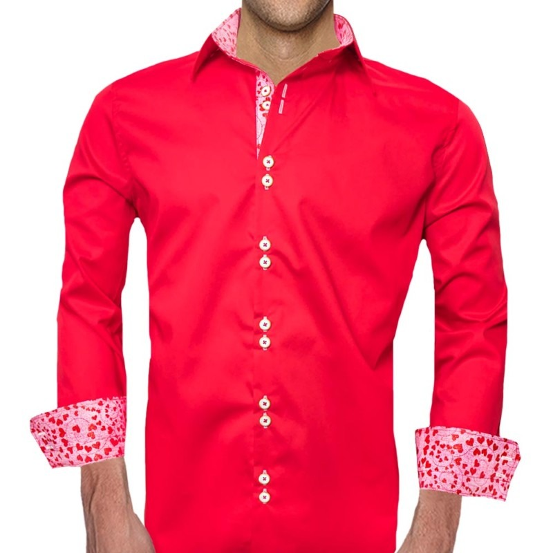 Red-Shirts-for-Valentines-Day