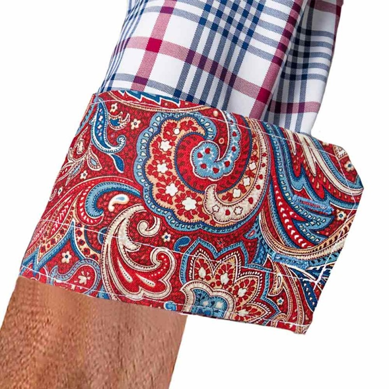 Red-and-Blue-Paisley-Dress-Shirts
