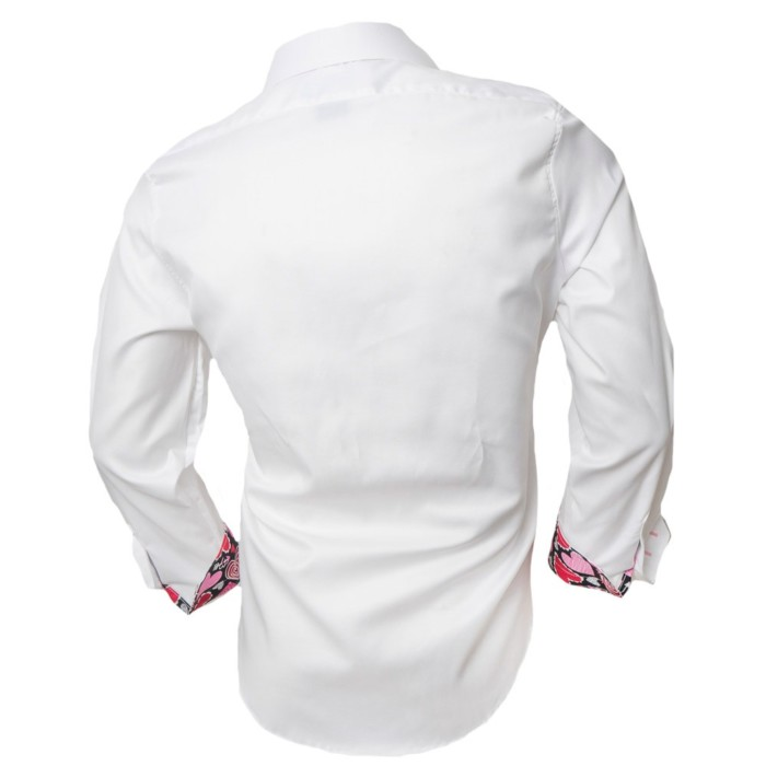 White-designer-dress-shirts