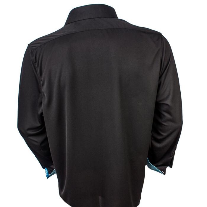 Black-Moisture-Wicking-Dress-Shirts